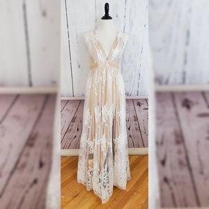 Luxxel Dress, Size Junior Large